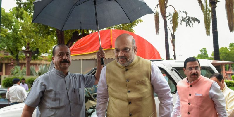 It's Time to Call Amit Shah's Bluff in the Samjhauta Blast Case