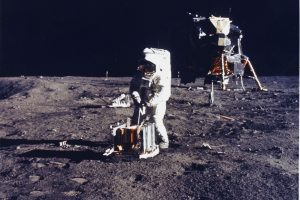 The Unplanned Legacy of Apollo 11