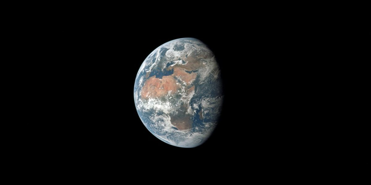 Can We All Live in Harmony Just Because Earth Is So Alone in Space?