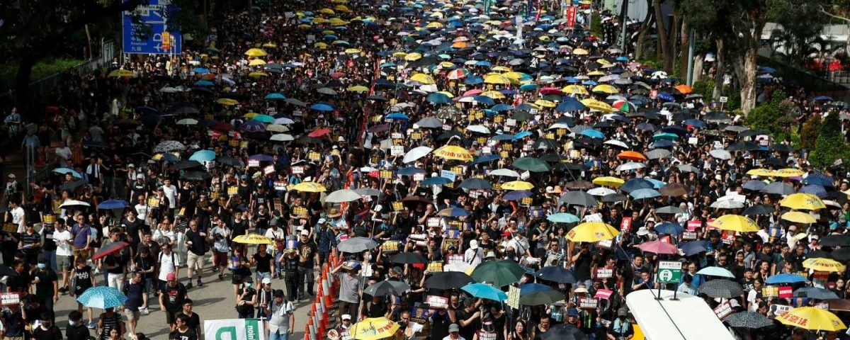Is Crunch Time Approaching for Hong Kong Protests?