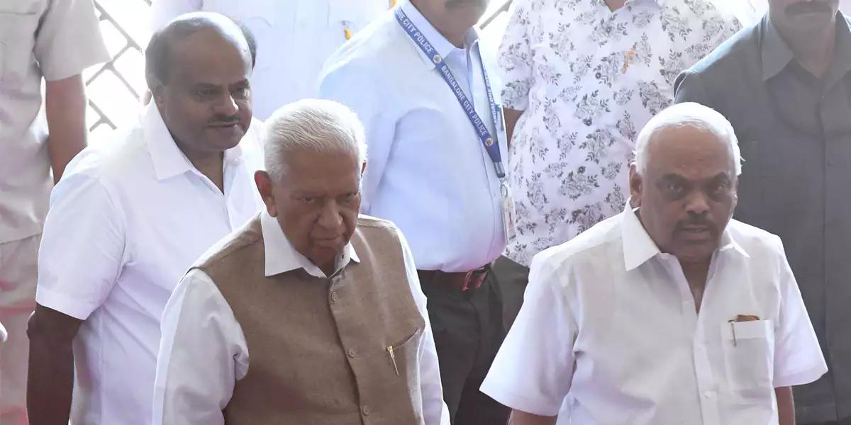 Karnataka Crisis: Can the Governor Dictate Proceedings of the Legislature?