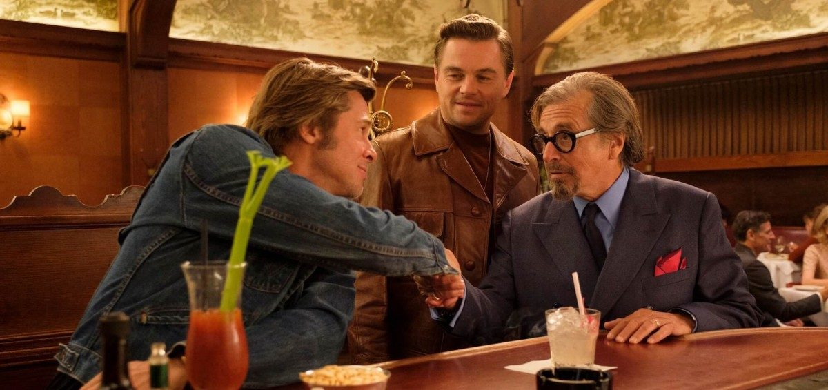 Tarantino's Back with 'Once upon a Time in Hollywood'