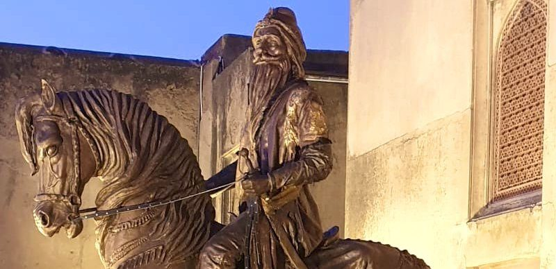 Ranjit Singh's Statue in Lahore Uproots the Colonial