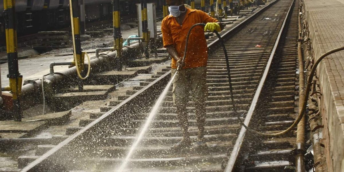 Railways Issues 'Restoration Plan' for Resumption of Services From April 15