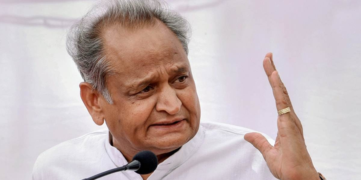 'Love Jihad Is a Word Manufactured by BJP to Divide the Nation': Ashok Gehlot