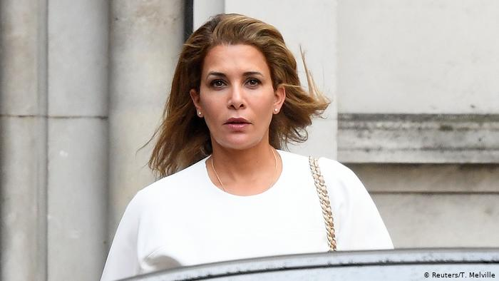 Princess Haya, Dubai ruler's wife, seeks forced marriage protection order