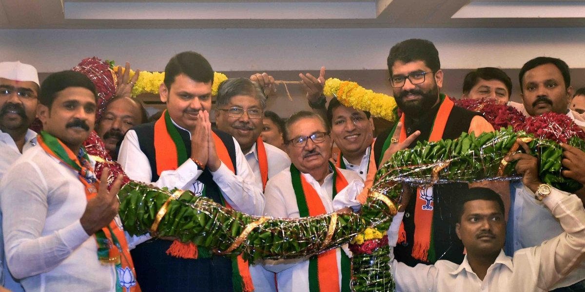 Congress-NCP Mass Defections in Maharashtra Signal a Deep Rot in Leadership