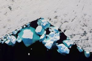 Greenland Experiences Unprecedented Levels of Ice Melt