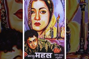 70 Years Ago, 'Mahal' Gave Us an Early Glimpse of Gothic in Bombay Cinema