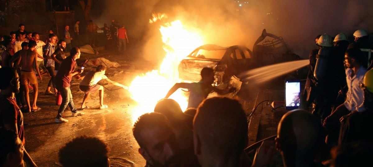 Egypt: Cairo Hit by Deadly Explosion Caused by Car Crash