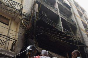 Five Killed, 11 Injured in Fire in Delhi's Zakir Nagar