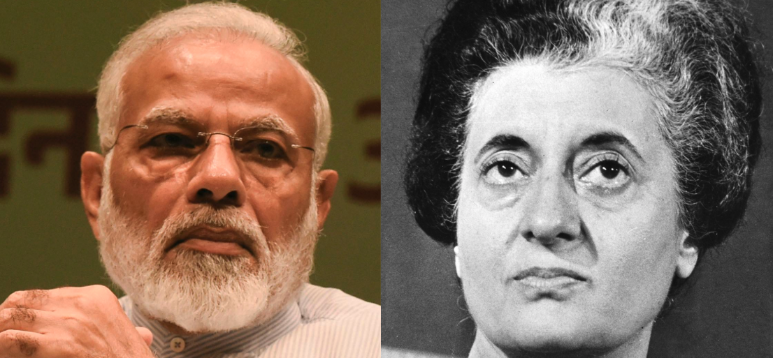 In Locking Kashmiris Up While Changing Their Lives, Modi Mirrored Indira's 1983 Assam Move