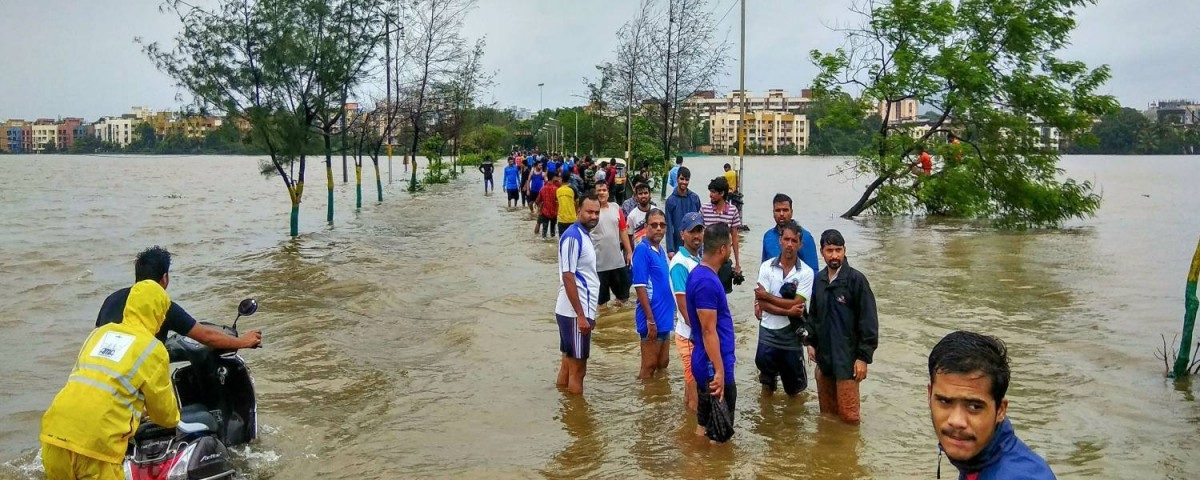 Kolhapur Floods: 51,000 Affected, Navy Teams Mobilised