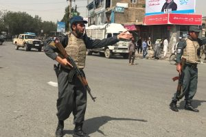 Taliban Claim Bomb Attack on Afghan Police; 14 Killed, 145 Hurt