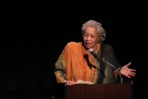Toni Morrison Made It Her Life's Work to Ensure That Black Lives (And Voices) Matter