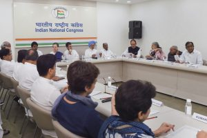 Congress Hits Out at the Centre's 'Unpreparedness' Amid COVID-19 Second Wave