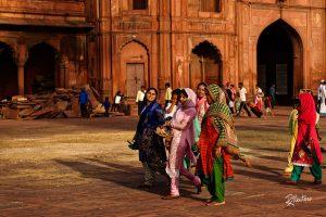 Kashmir and the Saved Muslim Woman