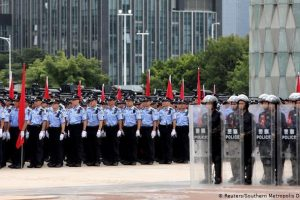 Chinese Military Intervention in Hong Kong Would Be Costly