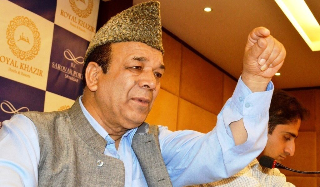 Interview: 'Revocation of Article 370 Biggest Betrayal of J&K, Won't Stand Test of Law'