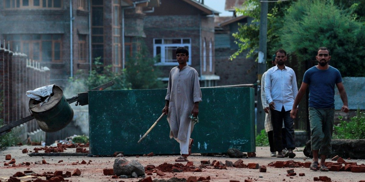 South Asian Activists, Academics Condemn 'Intensified Military Suppression' in Kashmir
