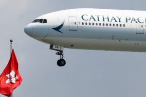 Cathay CEO Resigns Amid Hong Kong Protest Blowback
