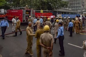 AIIMS Evacuates Patients After Fire Beaks out at Microbiology Department