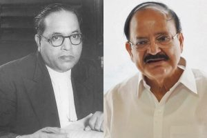 Factcheck: Venkaiah Naidu Used Fake Quote to Claim Ambedkar Opposed Article 370