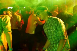 Baghdad's First Public EDM Party Gives Youth a Chance to Break Free