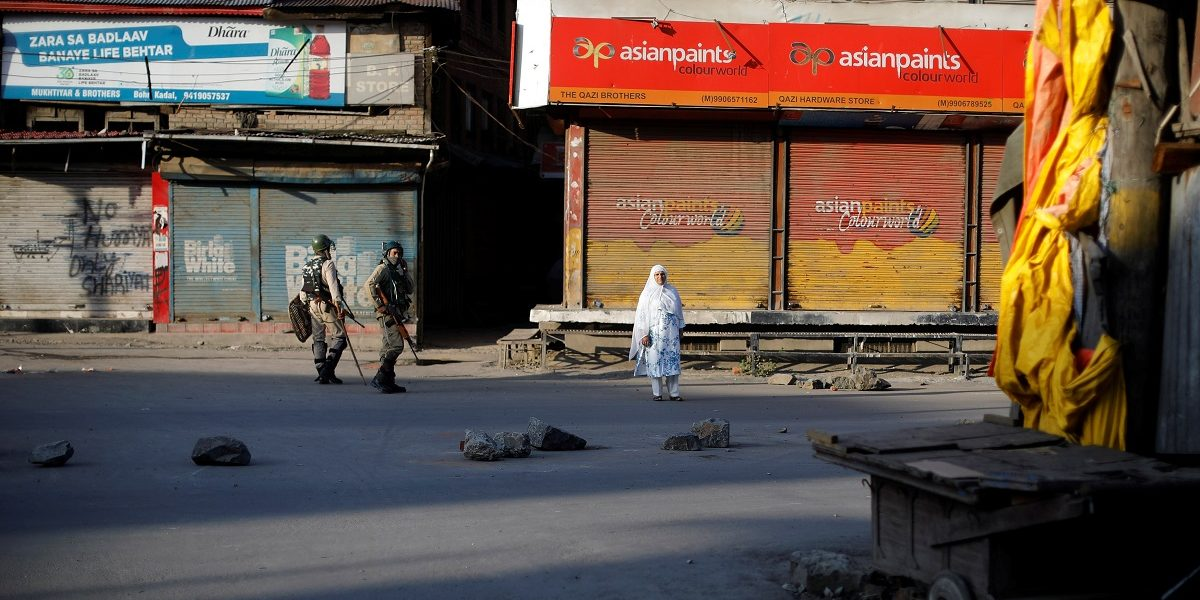 Kashmir Running Short of Life Saving Drugs as Clampdown Continues