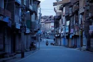 In Photos: Kashmir Under Lockdown