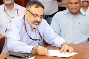 Union Home Secretary Rajiv Gauba Appointed Cabinet Secretary