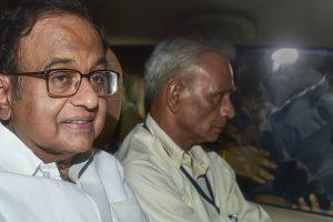 Arrested in INX Media Case, Chidambaram Spends a 'Quiet Night' at CBI Headquarters