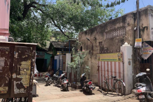Dalit Gods of Madras Guard Memories of a Lost Hamlet