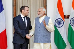 Modi on Tour: Macron's Reference to Restrictions Shows Kashmir Will Figure Prominently
