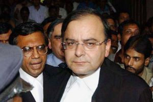 For Arun Jaitley, Law Was an Intellectual Passion