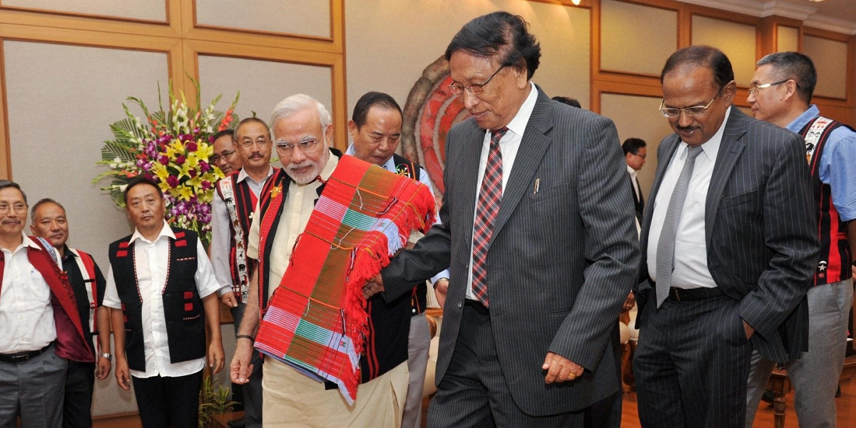 Separate Flag, Constitution Key for 'Honourable' Peace Solution: Naga Group