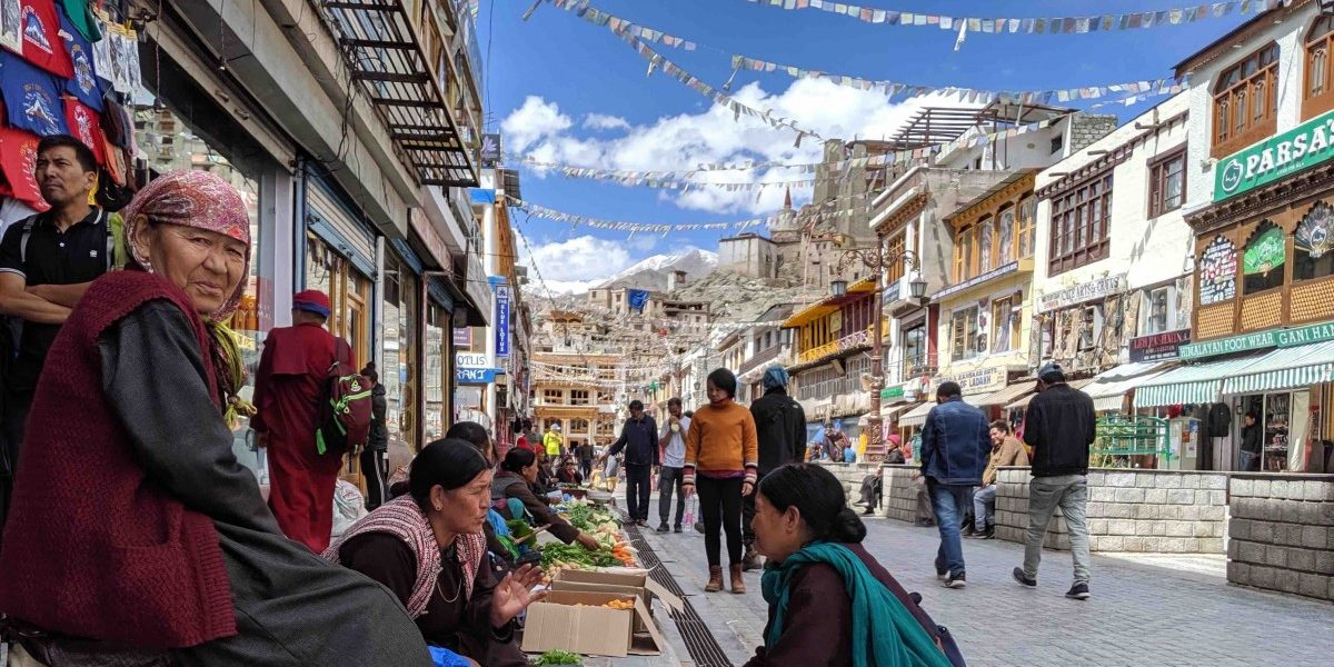 Ground Report | In Leh, Celebrations Give Way to Concerns over Land and Job Protections