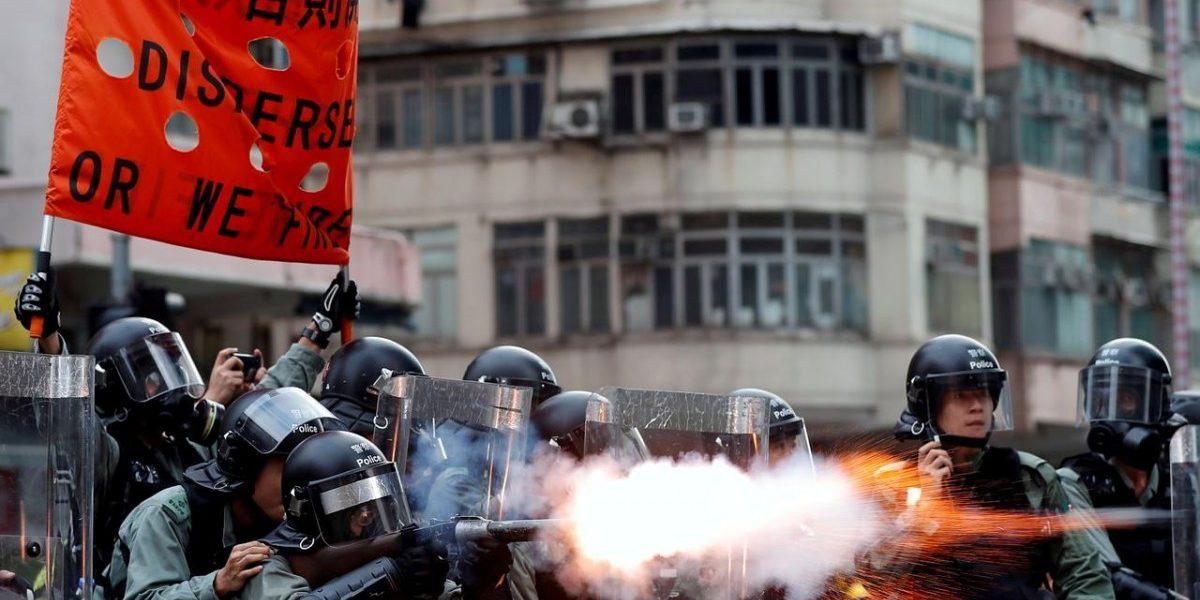 Chinese Diplomat Calls Hong Kong Situation 'Worst Crisis Since 1997'