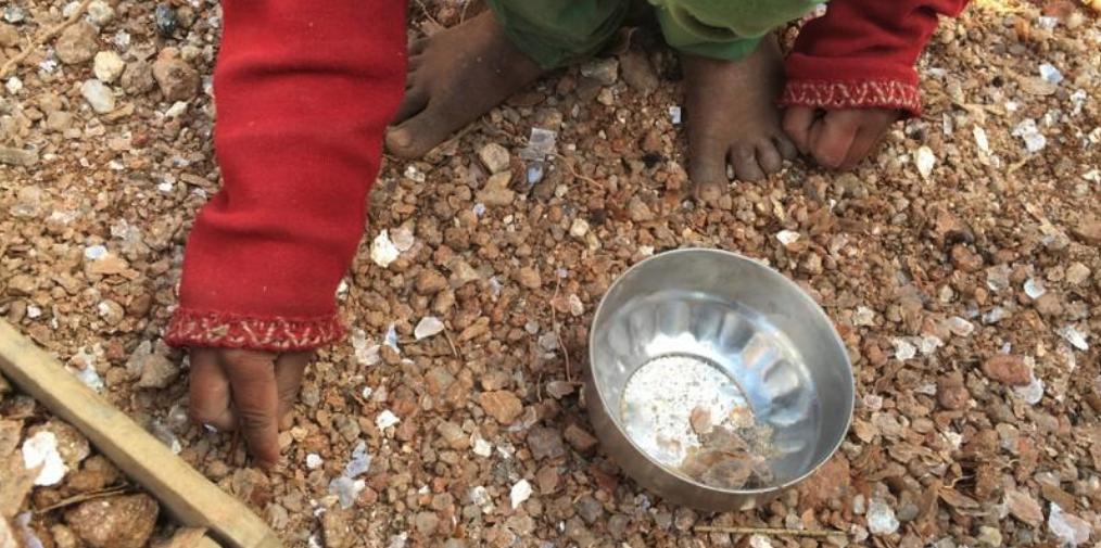 5,000 Children Abandon Studies to Work in Mica Mines of Jharkhand, Bihar