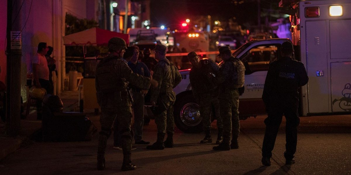Mexico: Fire in Bar Kills at Least 23, Injures 13