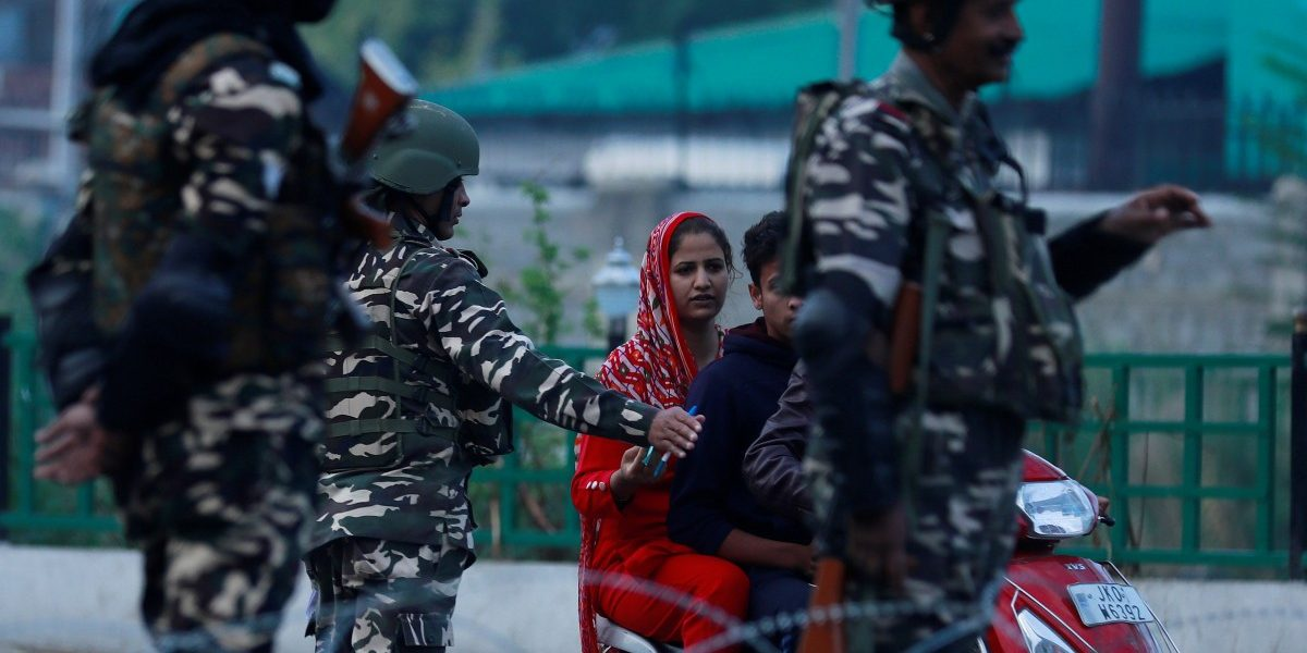 Kashmir: Three Weeks of Living Under 'Normalcy'