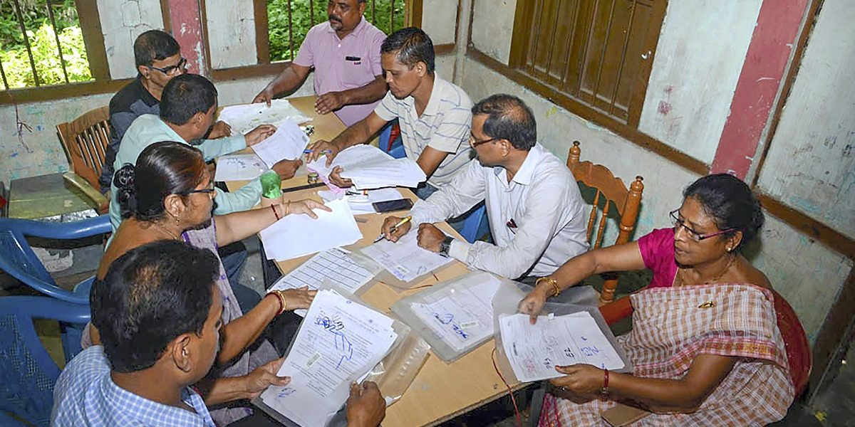 Final NRC Published in Assam; 19.06 Lakh Applicants Left Out