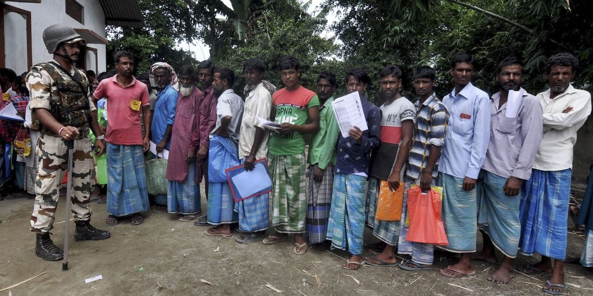 EC Decides Those Left Out of NRC Will Have Right to Vote: Reports