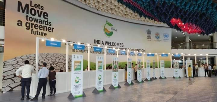 Global Conference to Combat Desertification Begins with India Playing Host