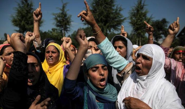The Great Magic Trick in Kashmir