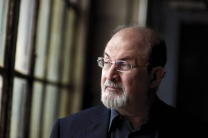 Salman Rushdie's Latest Tackles Trumpland in 'the Age of Anything-Can-Happen'