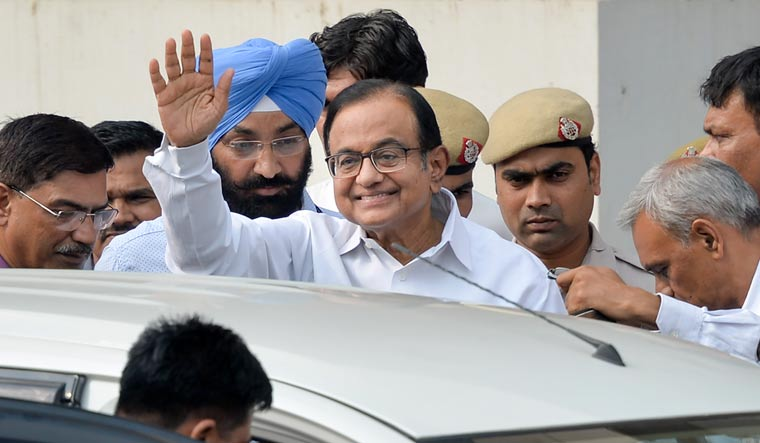 Treatment Being Given to Chidambaram Not Satisfactory, Has Already Lost 8-9 kg: Family