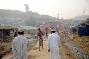 Bangladesh Shuts Internet Services in Rohingya Camps After 'Crime Spike'