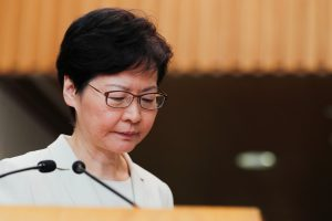 China 'Respects and Supports' Withdrawal of Extradition Bill, Says Carrie Lam