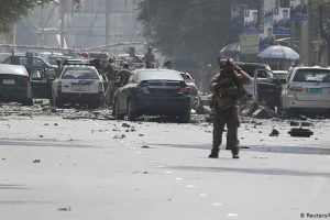 At Least Seven Killed as Blasts Hit Two Buses in Western Kabul
